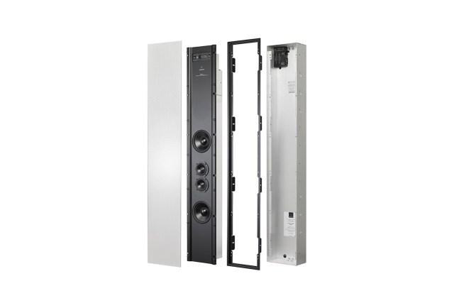 Meridian DSP640 In-Wall DSP-Lautsprecher