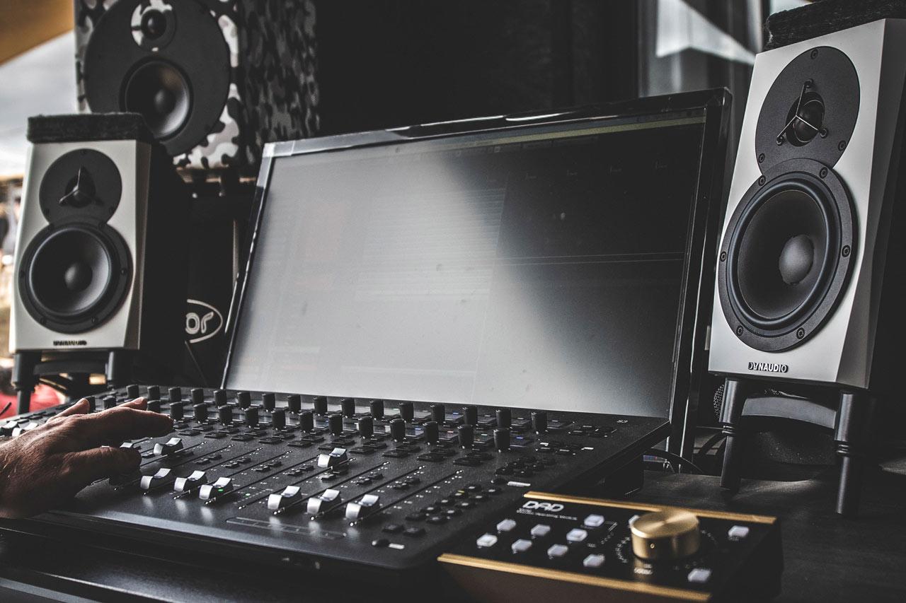 Dynaudio Unheard Studio Sessions auf der High End 2019