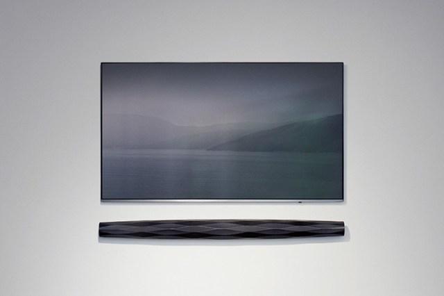 Bowers & Wilkins Formation Bar Streaming-Soundbar mit Smart-TV