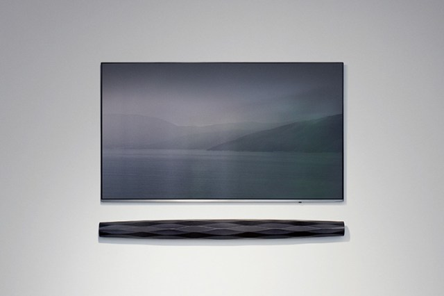 Bowers & Wilkins Formation Bar Streaming-Soundbar mit Smart-TV