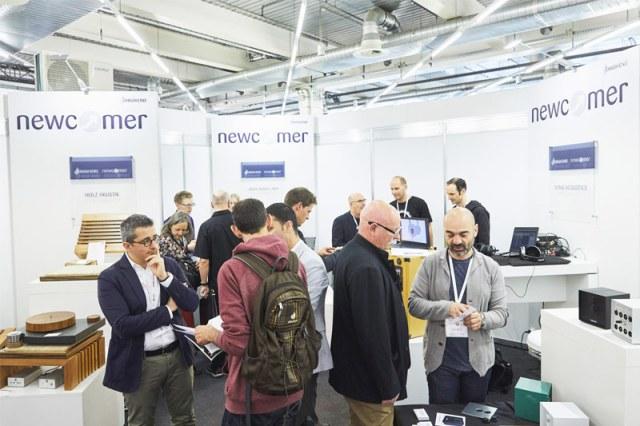 High End 2019 Start-ups Newcomer