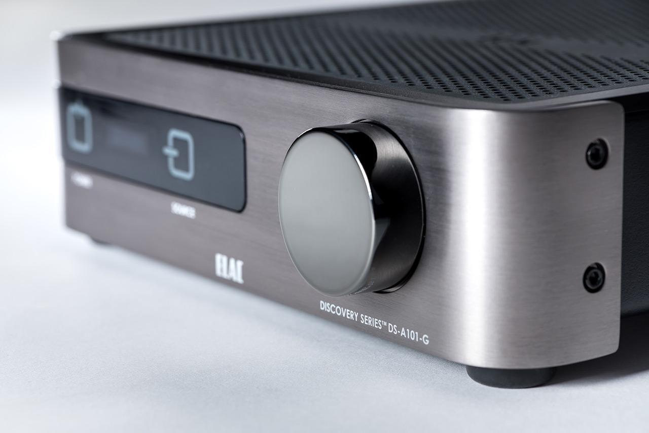 Elac Discovery DS-A101-G Bildershow zum Streaming-Verstärker