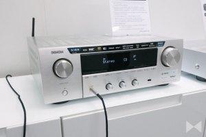 Denon DRA-800H: Stereo-Netzwerk-Receiver mit 4K-HDMI-Anschlüssen