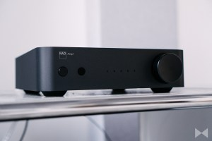 NAD Amp 1 Test: Stereo-Verstärker mit Google-Chromecast-Streaming