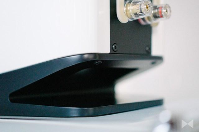 Elac BS 403 Bassreflexsystem
