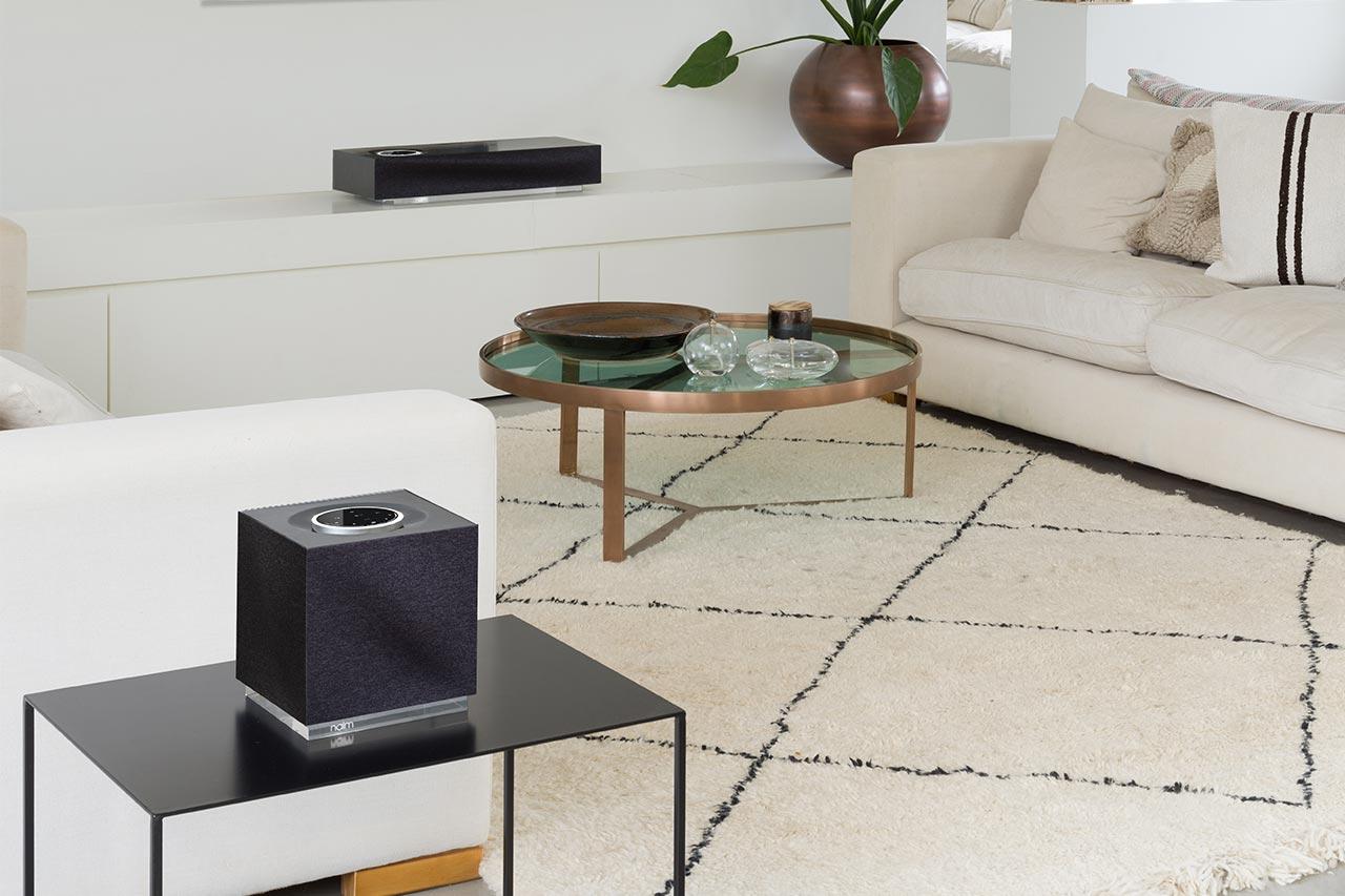 Naim Mu-so Qb 2: WLAN-Lautsprecher mit AirPlay 2, Chromecast und Roon