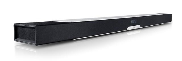Teufel Cinebar Lux mit Effekt-Lautsprechern zum Surround-Set