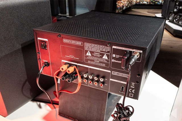 Teufel Ultima 20 Kombo Micro-Kompaktanlage