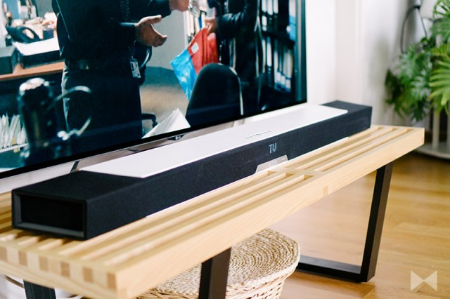 Teufel Cinebar Lux Review der Upfiring-Soundbar