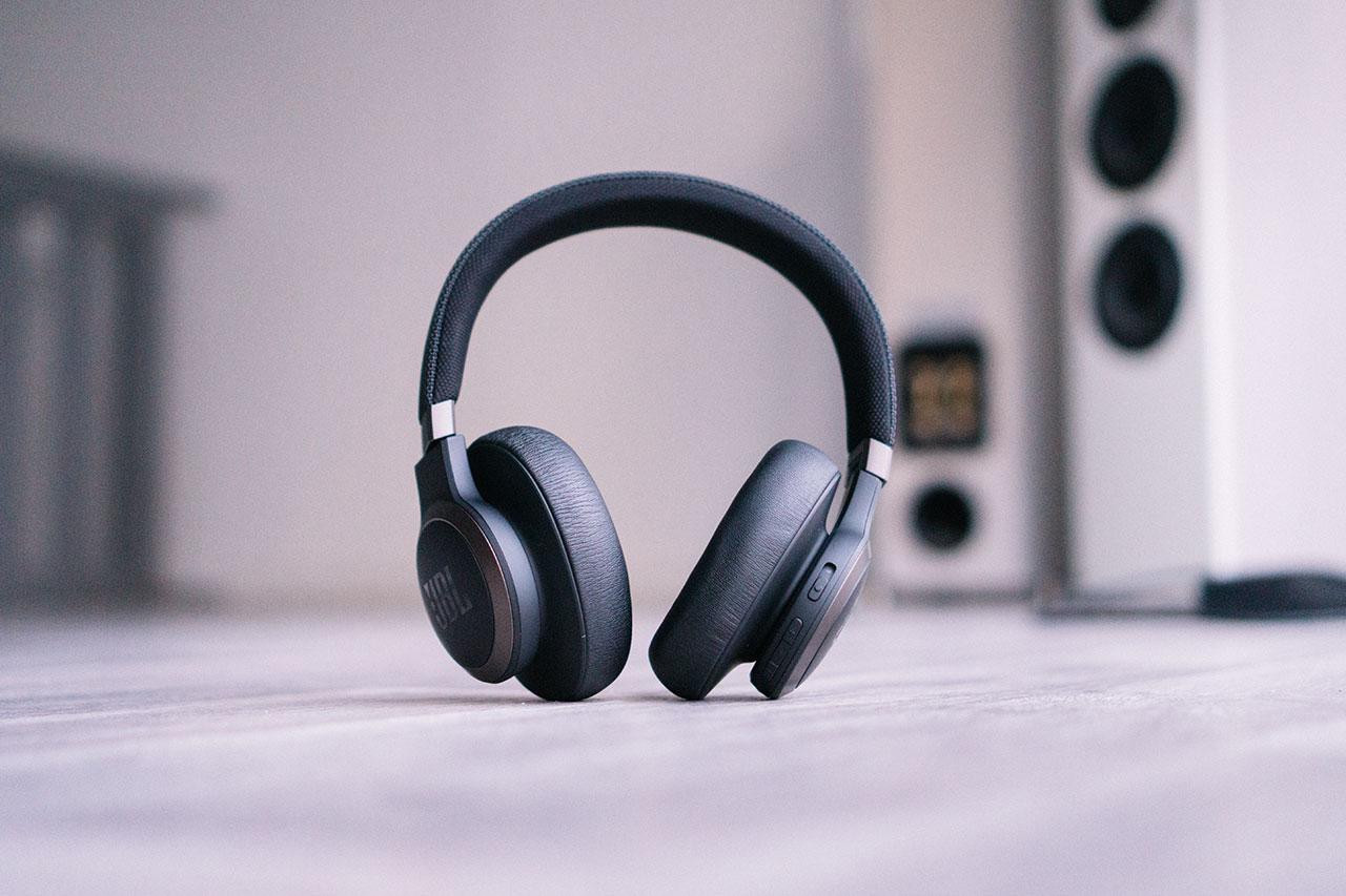 JBL Live 650BTNC Test: Noise-Cancelling-Kopfhörer