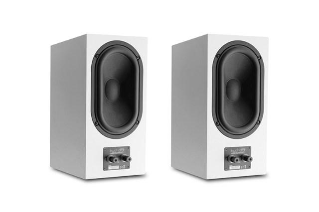 Buchardt Audio S400 Regallautsprecher mit Passivmembran
