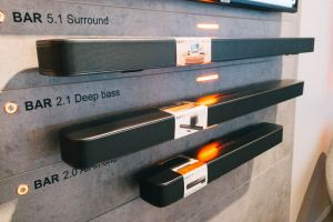 JBL Bar 5.1 Surround, Bar 2.1 Deep Bass, Bar 2.0: Soundbars zur IFA