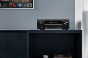 Denon AVR-X1600H DAB: AV-Receiver mit Airplay 2 und HEOS Built-in