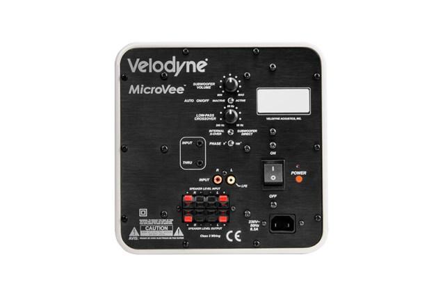Velodyne MicroVee MKII Anschlüsse