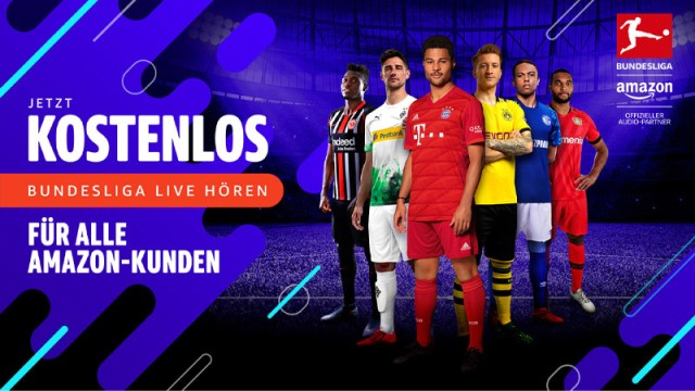 Bundesliga Amazon Prime Music
