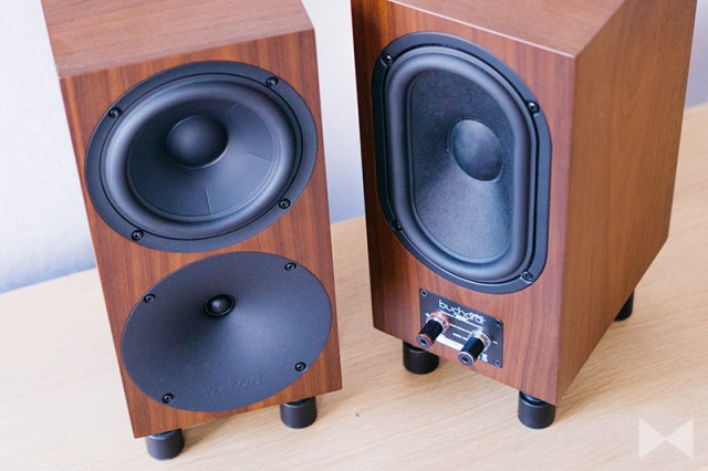 Buchardt Audio S400 Passivtreiber