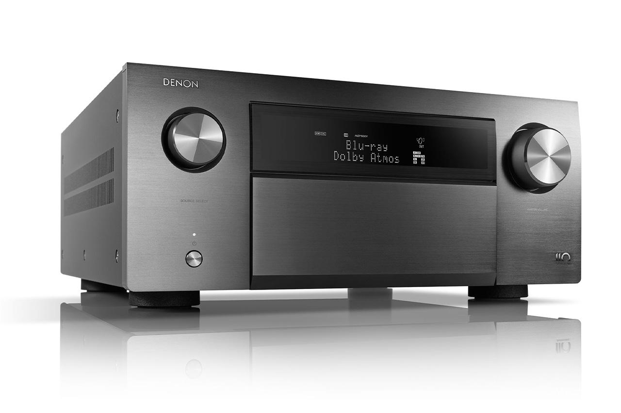 Denon AVC-A110 13.2-Kanal-AV-Receiver mit 8K-HDMI
