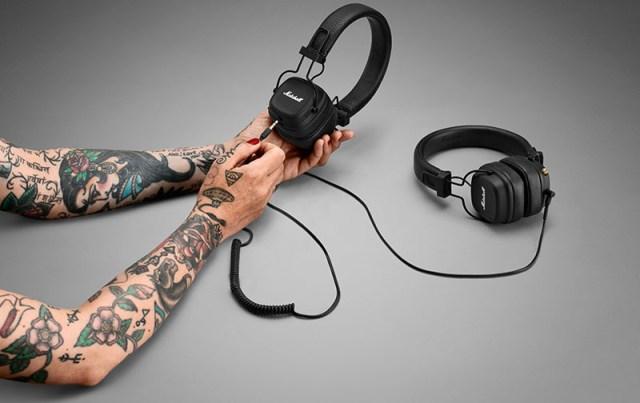 Marshall Major IV Bluetooth-Headphone