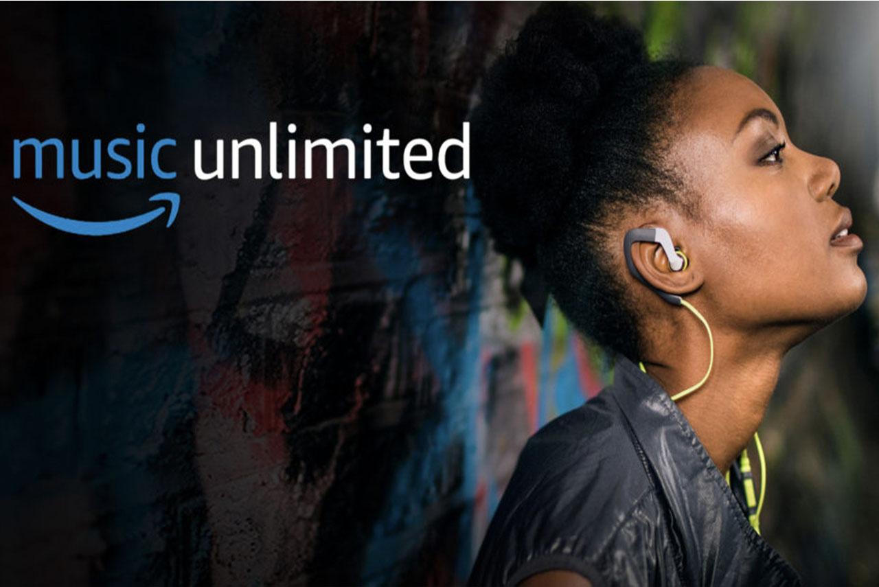 Amazon Music Unlimited 3 Monate gratis streamen