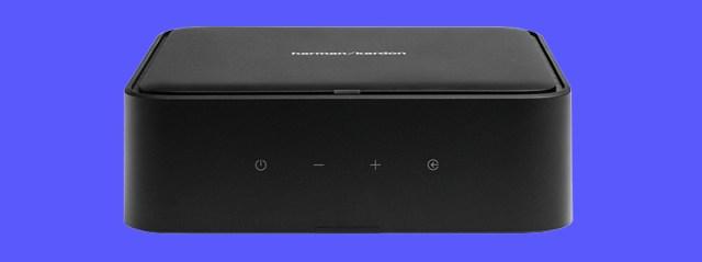 Harman Kardon Citation Amp Streaming-Verstärker Vorderseite