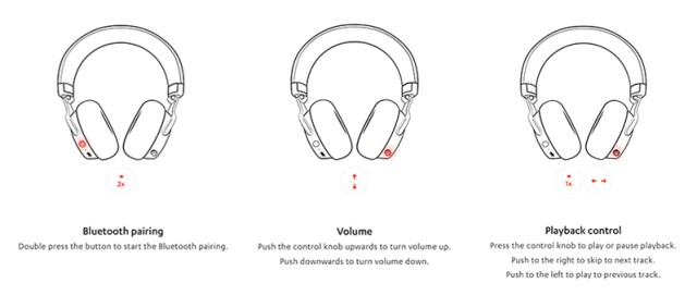 Teufel Headphones App mit dem Supreme On-Kopfhörer