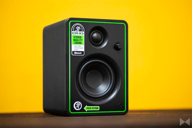 Mackie CR4-XBT Computer-Boxen mit Bluetooth