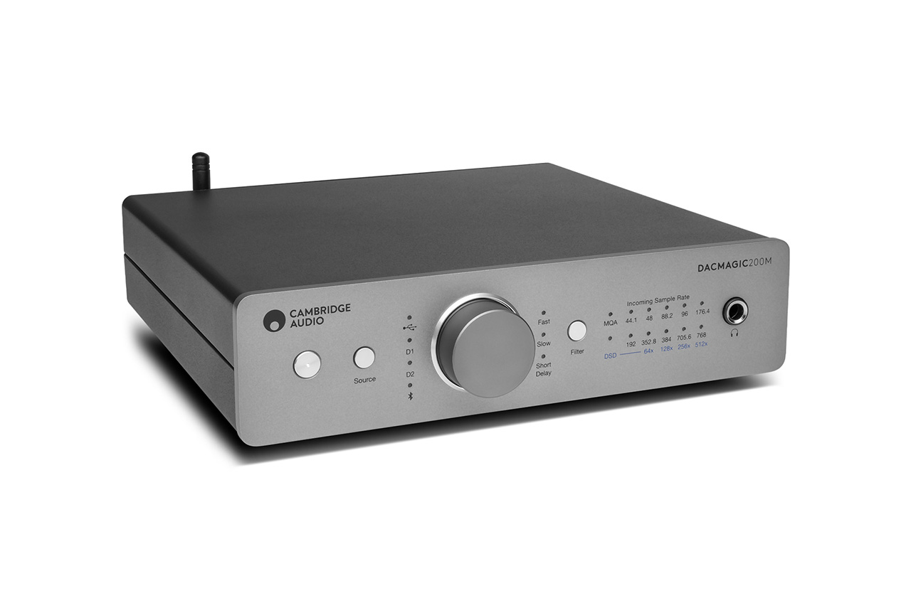 Cambridge Audio DacMagic 200M: MQA-USB-Wandler