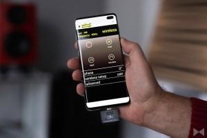 X-Room-Calibration Test mit iOS und dem Nubert XRC Android Interface