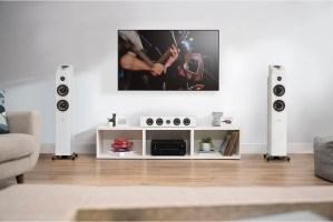 Polk Reserve Lautsprecher mit Hi-Res-Zertifikat R700 und R900