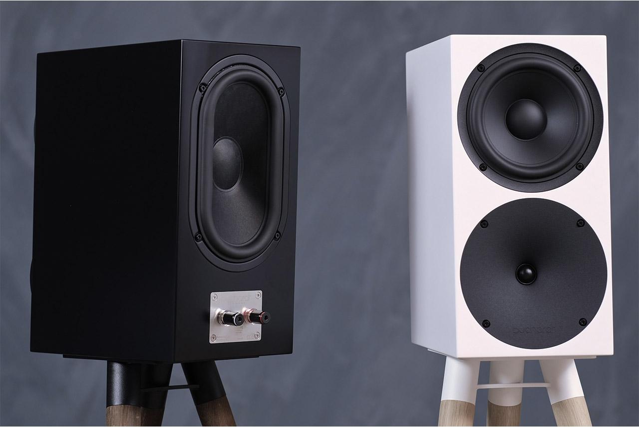 Buchardt Audio S400 MKII: Regallautsprecher