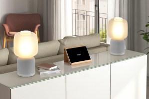 Ikea und Sonos mit neuer Symfonisk Lautsprecher-Lampe