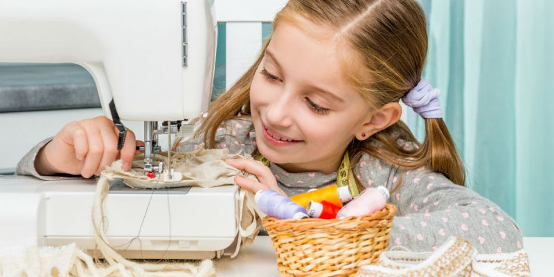Sew Many Options: 10 Best Sewing Machines for Kids