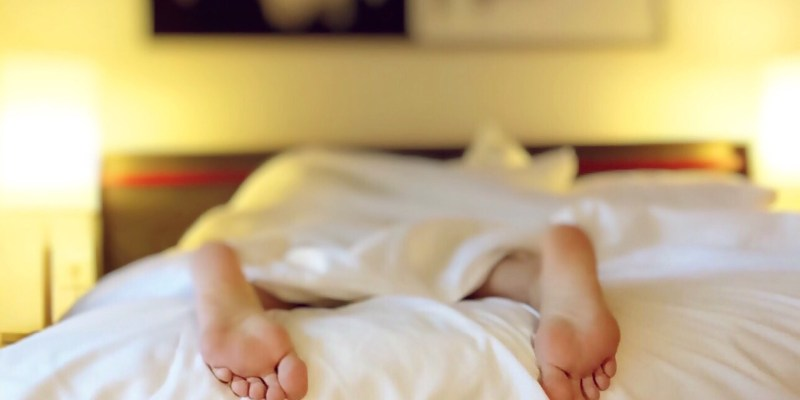 12 Ways To Help You Get A Good Night's Sleep