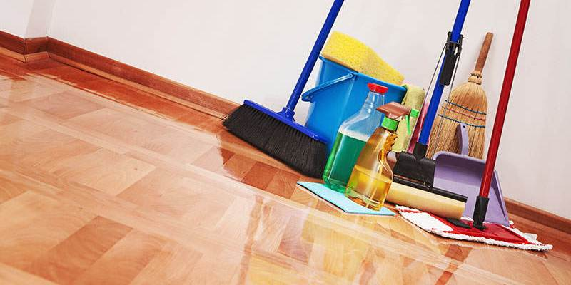 Keep Those Floors Clean With A Good Steam Mop