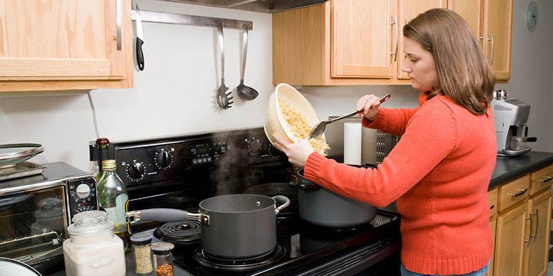 What To Do If You Don't Have A Range Hood In The Kitchen
