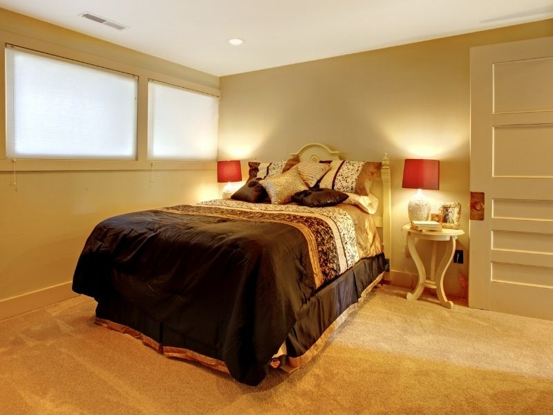 Tips for Building a Basement Bedroom