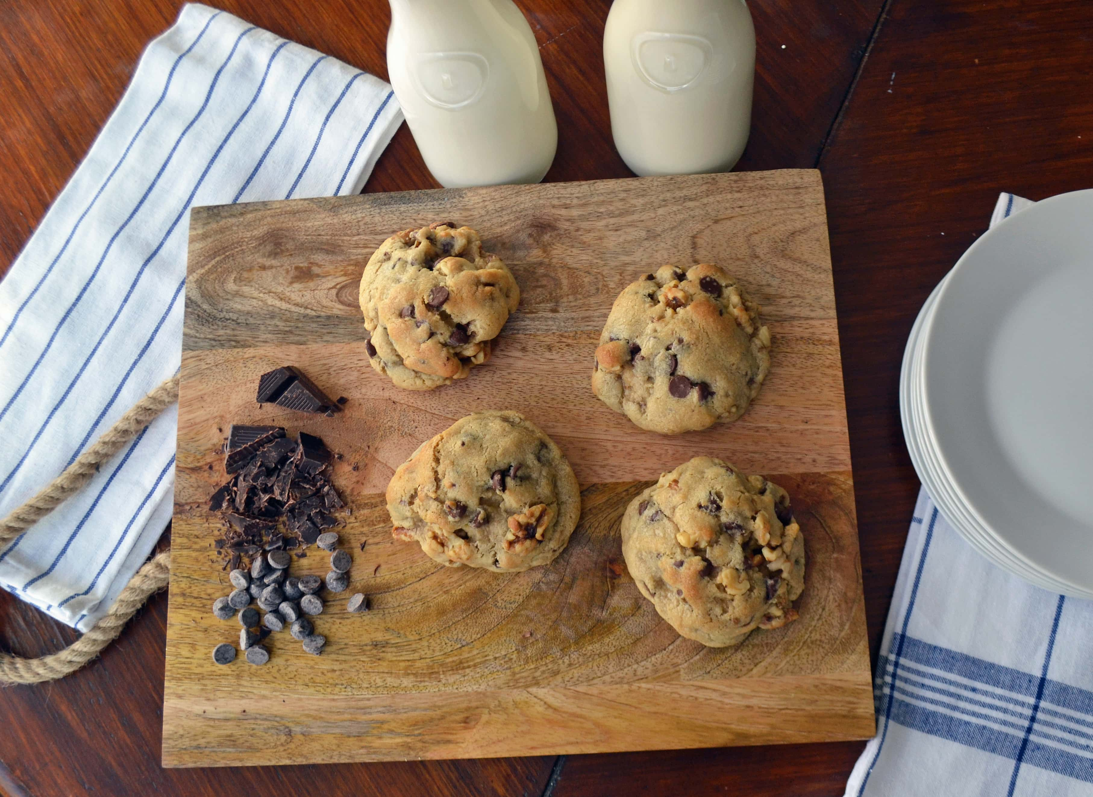 Levain Bakery Crush Cookie, Modern Honey