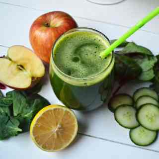Youthful Glow Green Smoothie