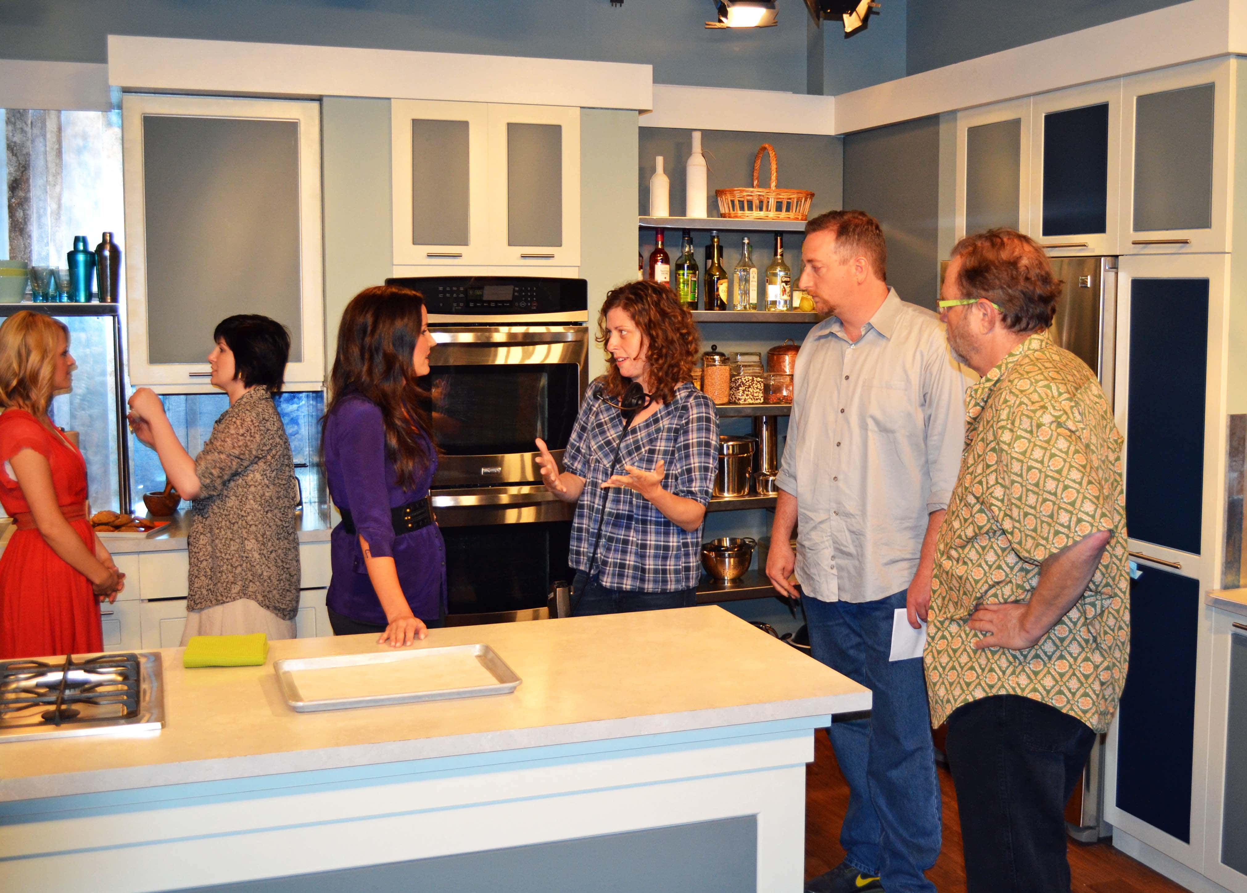The Perfect 3 Show, Cooking Channel, Food Network Studios, Melissa Stadler