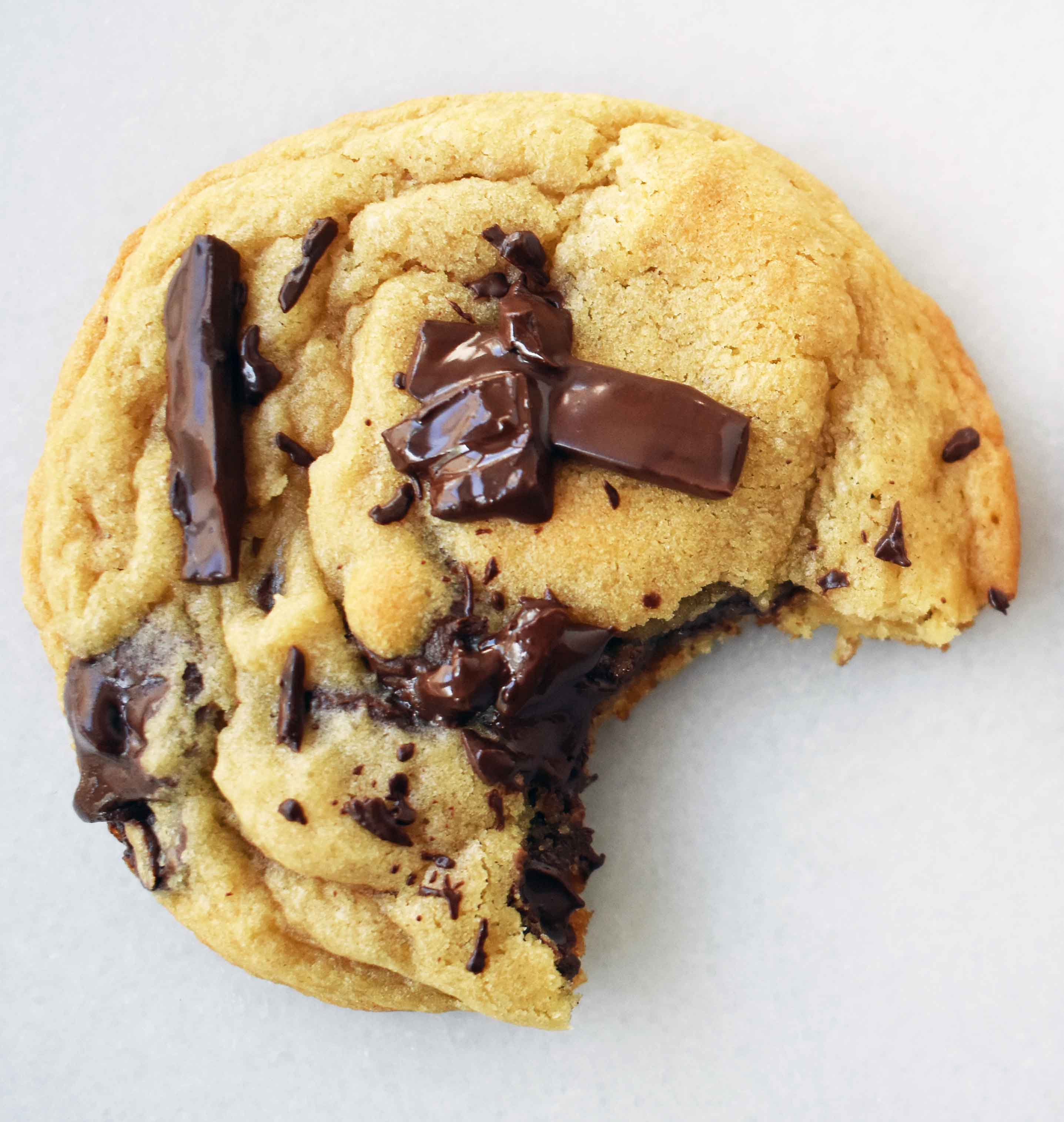 Ultimate Chocolate Chip Cookies | Modern Honey