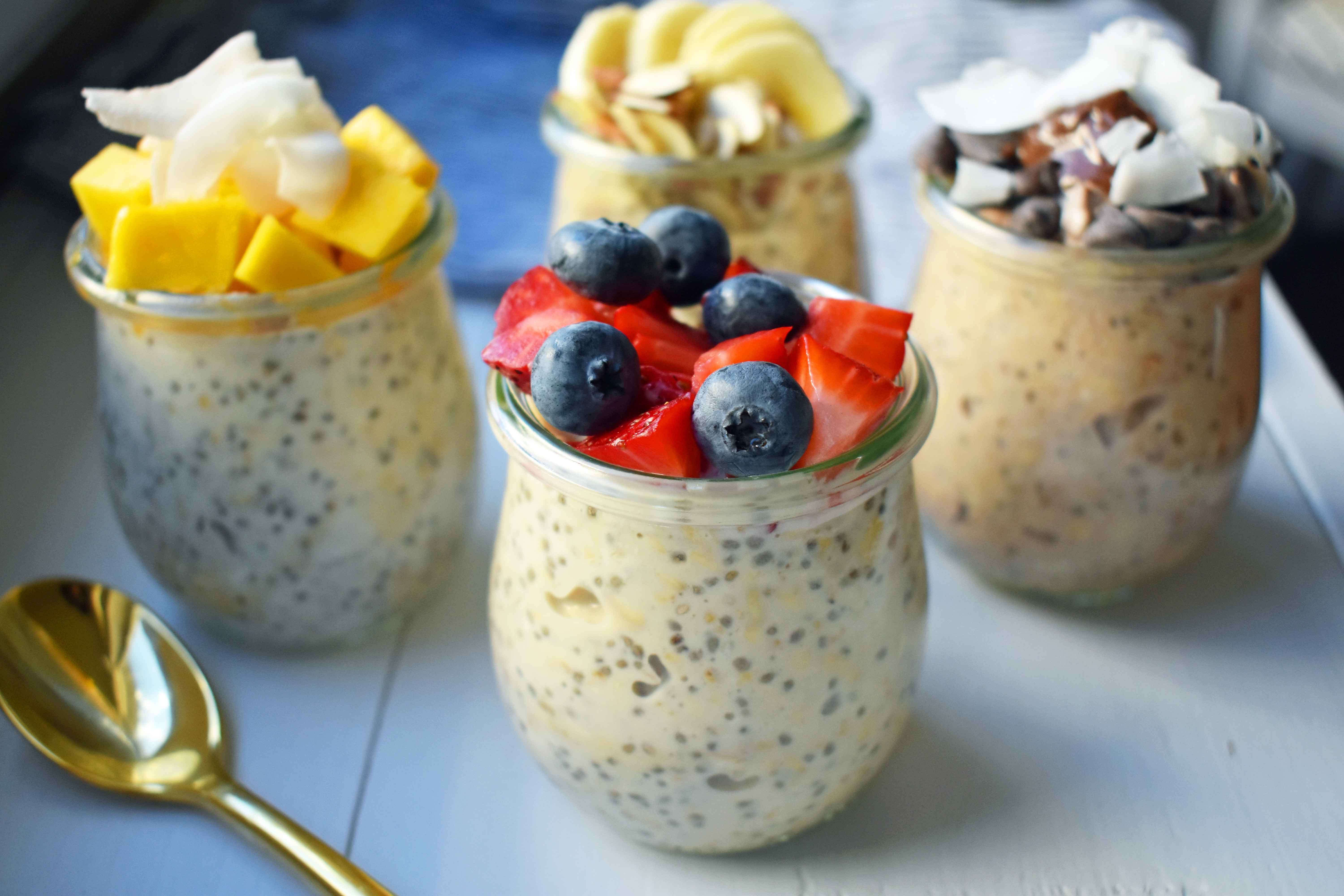 how to make perfect oats