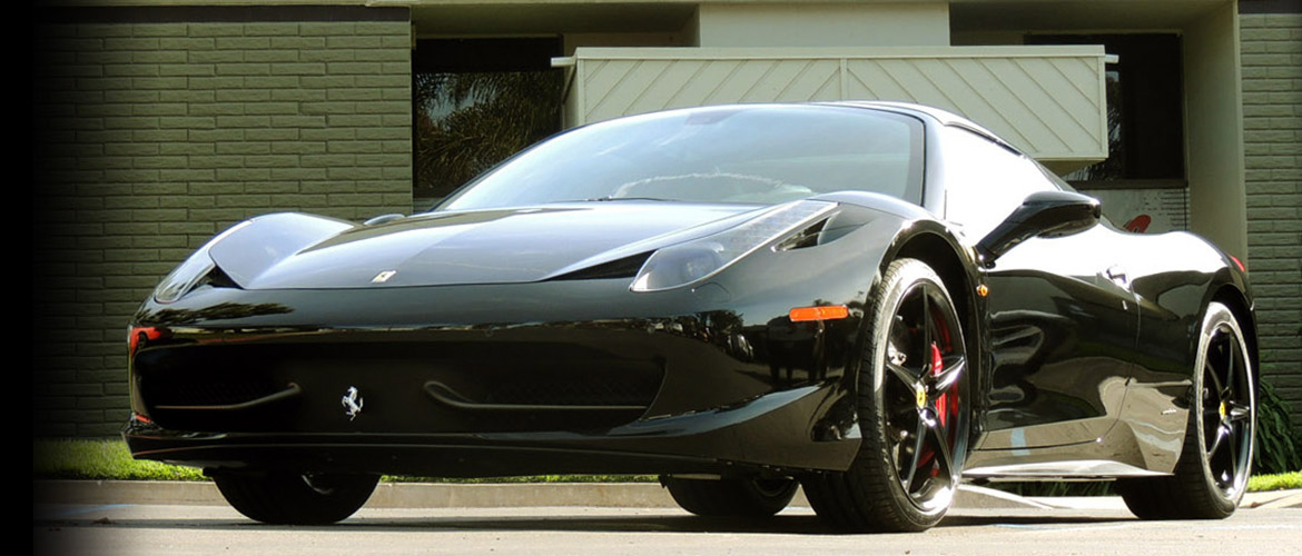 ModernImage San Diego Clear Bra Ferrari  458 Feature