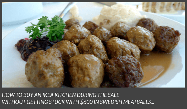 IKEA Kitchen Sale Offer Featured