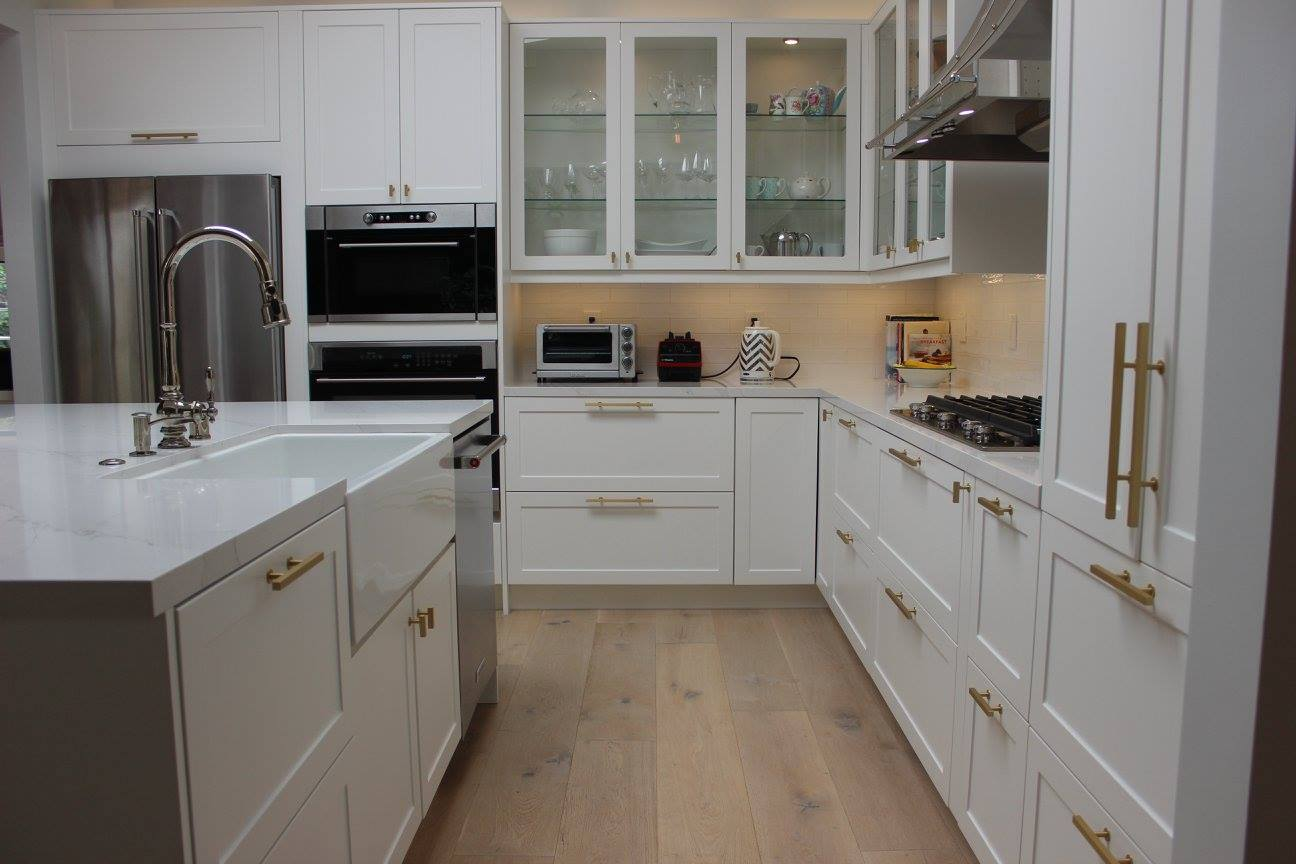 Incroyable If Youu0027re Looking To Give Your IKEA Kitchen A More Transitional Look With A  Traditional Shaker, While Still Utilizing IKEAu0027s Euro Style Cabinet Design,  ...