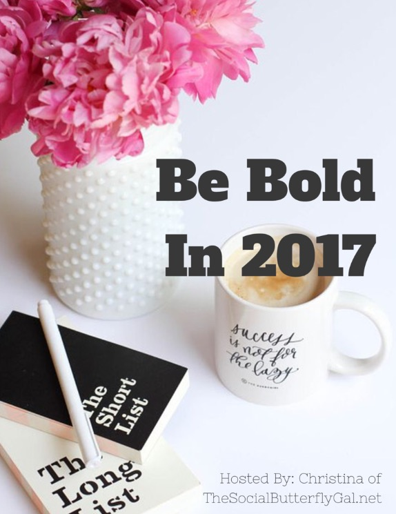 be bold 2017 linkup