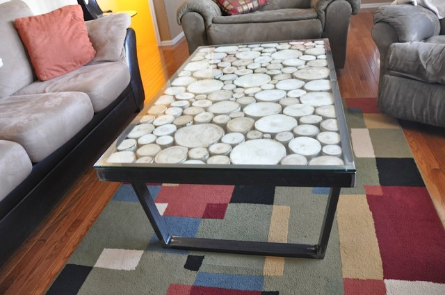 DIY Tables: Metal Table Frames and Hairpin Legs