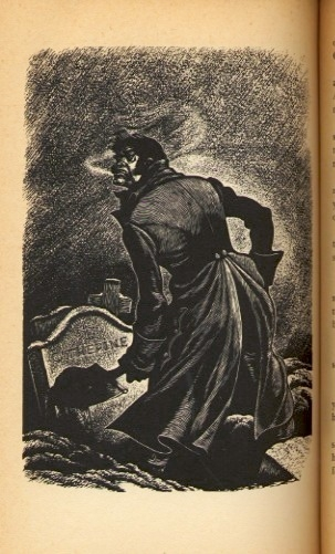 Wuthering Heights Illustrations
