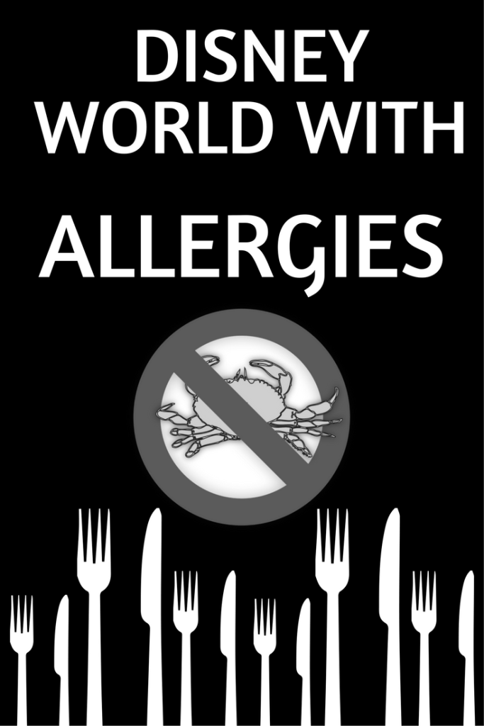 Allergy Advice Disney World