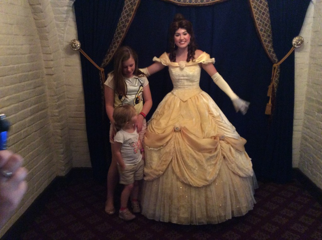 Princess Storybook Dining