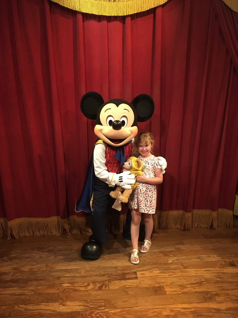 Mickey Mouse Walt disney world for beginners